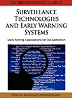 Surveillance Technologies and Early Warning…