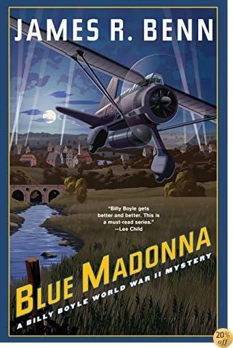 TBlue Madonna (A Billy Boyle WWII Mystery)