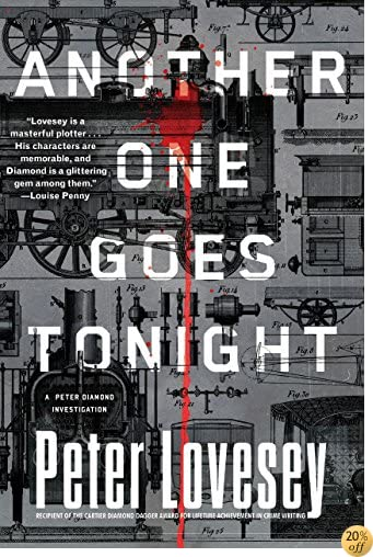 TAnother One Goes Tonight (A Detective Peter Diamond Mystery)