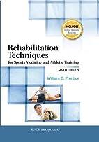 Rehabilitation Techniques for Sports…