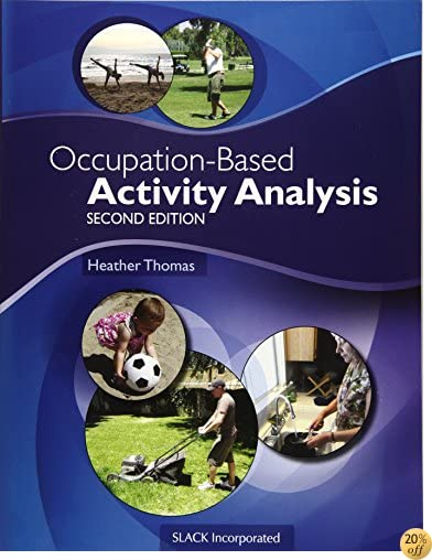 TOccupation-Based Activity Analysis
