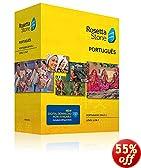 Learn Portuguese: Rosetta Stone Portuguese (Brazil) - Level 1-3 Set