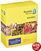 Learn Spanish: Rosetta Stone Spanish (Spain) - Level 1-5 Set