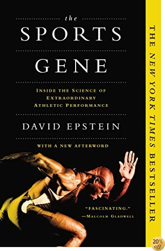 TThe Sports Gene: Inside the Science of Extraordinary Athletic Performance