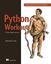 Python Workout: 50 Essential Exercises by…