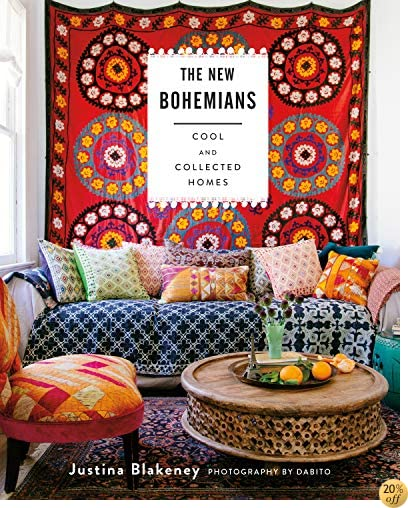 TThe New Bohemians: Cool and Collected Homes