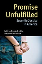 Promise Unfulfilled by Cathryn Crawford