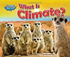 What Is Climate? (Science Slam: Weather…