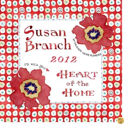 2012 Susan Branch Heart of the Home Mini Calendar