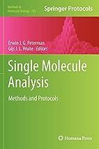 Single molecule analysis methods and…