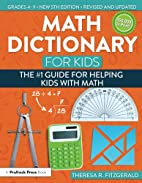 Math Dictionary for Kids: The #1 Guide for…
