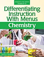Differentiating Instruction With Menus:…