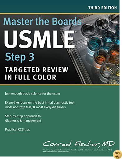 TMaster the Boards USMLE Step 3