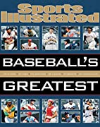 Baseball's Greatest (Sports Illustrated) by…