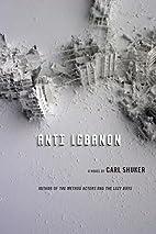 Anti Lebanon: A Novel by Carl Shuker