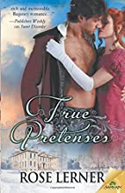 True Pretenses (Lively St. Lemeston Book 2)…