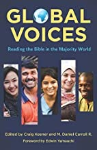 Global Voices: Reading the Bible in the…