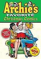Archie's Favorite Christmas Comics…