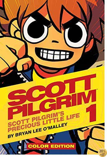 TScott Pilgrim Vol. 1: Precious Little Life