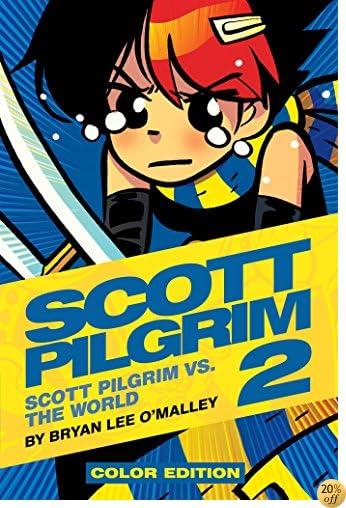TScott Pilgrim Vol. 2: Scott Pilgrim vs. the World