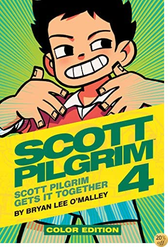 TScott Pilgrim Vol. 4: Scott Pilgrim Gets It Together