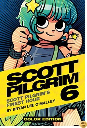 TScott Pilgrim Vol. 6: Scott Pilgrim's Finest Hour