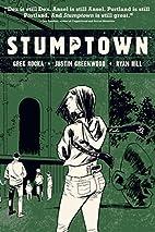 Stumptown Volume 3 HC by Greg Rucka