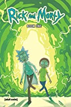 Rick and Morty Hardcover Book 1 by Zac…