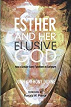 Esther and Her Elusive God: How a Secular…