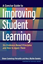 A Concise Guide to Improving Student…