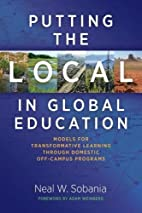 Putting the Local in Global Education:…