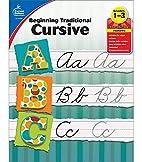 Beginning Traditional Cursive, Grades 1 - 3…