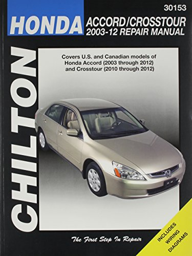 honda-accord-2003-2012-crosstour-2010-2012-repair-manual-chilton-automotive-books