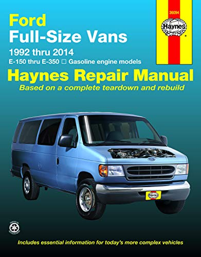 ford-full-size-vans-1992-thru-2014-e-150-thru-e-350-gasoline-engine-models-haynes-repair-manual
