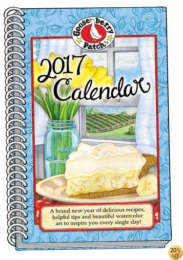 T2017 Gooseberry Patch Appointment Calendar