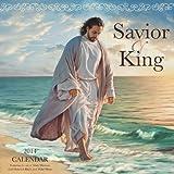 Mark Missman: Savior and King 2014 Calendar 12X12