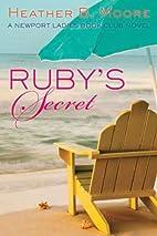 Ruby's Secret: A Newport Ladies Book Club…