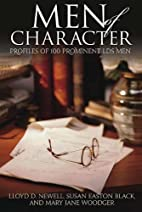 100 Men of Character Profiles of 100…