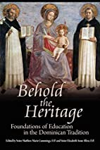 Behold the Heritage: Foundations of…