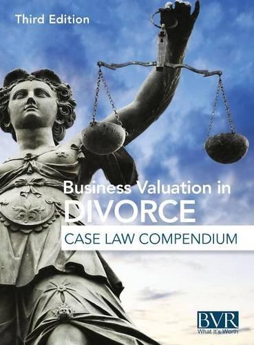 business-valuation-in-divorce-case-law-compendium
