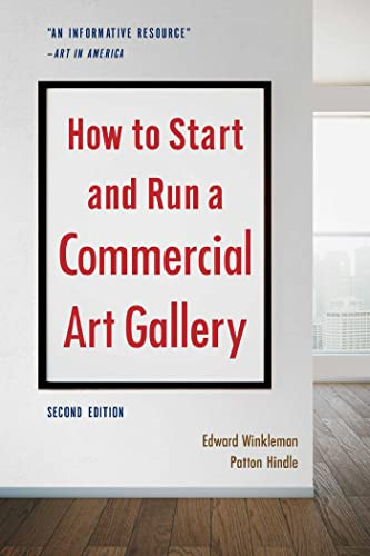 how-to-start-and-run-a-commercial-art-gallery-second-edition