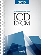 ICD-10-CM 2015: The Complete Official…