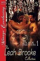 Panthers' Prey [Black Panthers 1] (Siren…