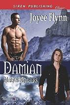 Damian (Marius Brothers, #5) by Joyee Flynn
