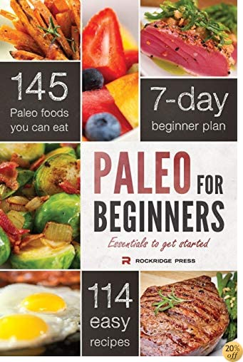 TPaleo for Beginners: Essentials to Get Started