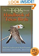 The TOS Handbook of Texas Birds, Second Edition (Louise Lindsey Merrick Natural Environment Series)