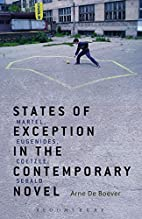 States of Exception in the Contemporary…