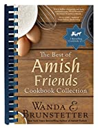The Best of Amish Friends Cookbook…