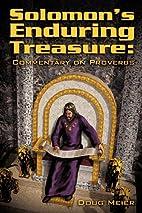 Solomon's Enduring Treasure: Commentary…