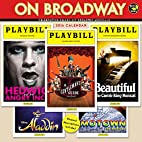2016 On Broadway Wall Calendar by Playbill